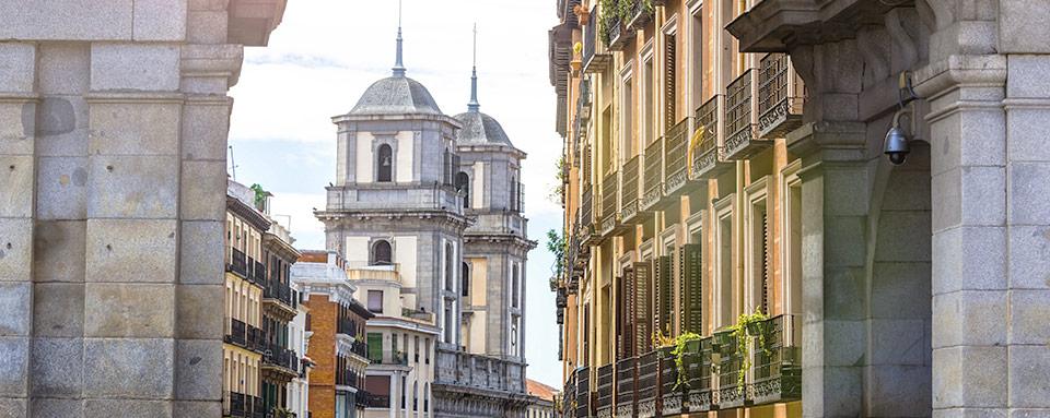 Arquitectura Civil Y Religiosa De Madrid Viajes El Corte Ingles