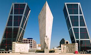 Madrid del siglo xxi viajes el corte ingl s - Torres kio arquitecto ...