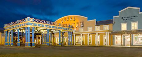 Ofertas Disneyland Hotel Cheyenne Viajes El Corte Inglés