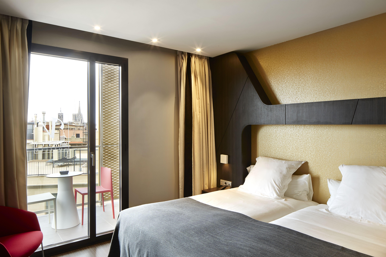 Vincci gala hotel en barcelona viajes el corte ingl s - Hoteles vincci barcelona ...