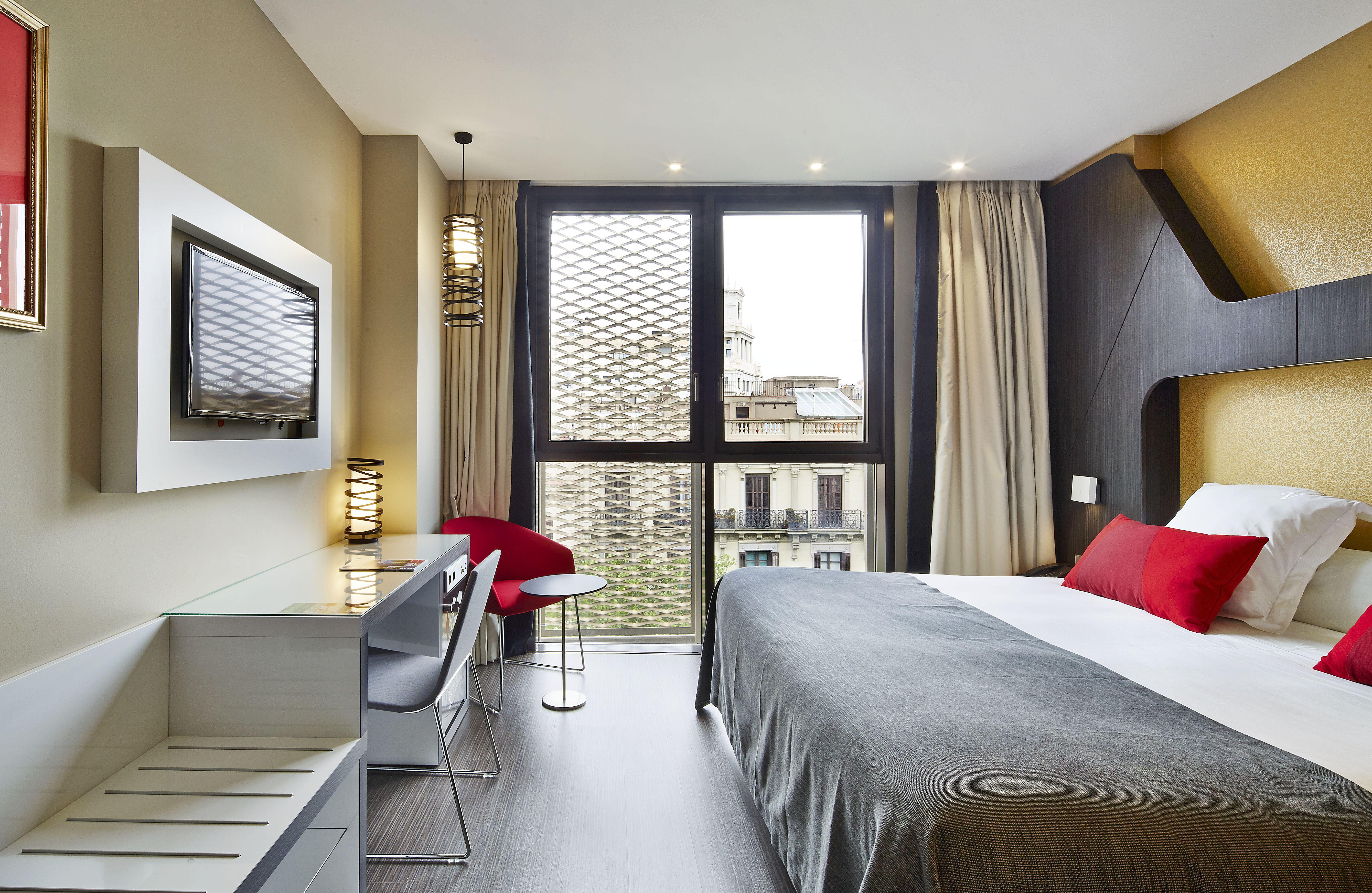 Vincci gala hotel en barcelona viajes el corte ingl s - Hotel vincci barcelona ...