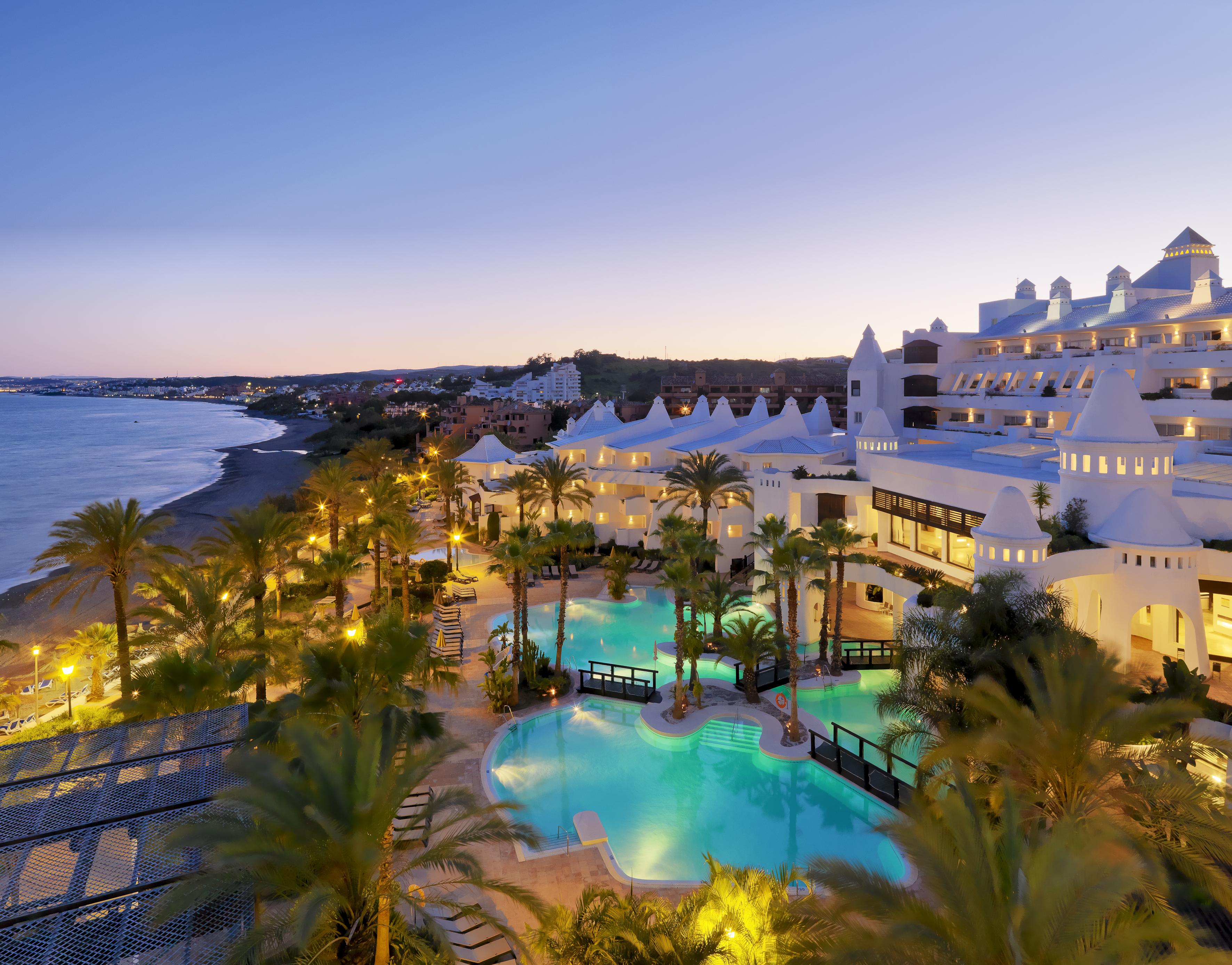 Hoteles con spa en estepona espa a viajes el corte ingl s for Hoteles recomendados en madrid