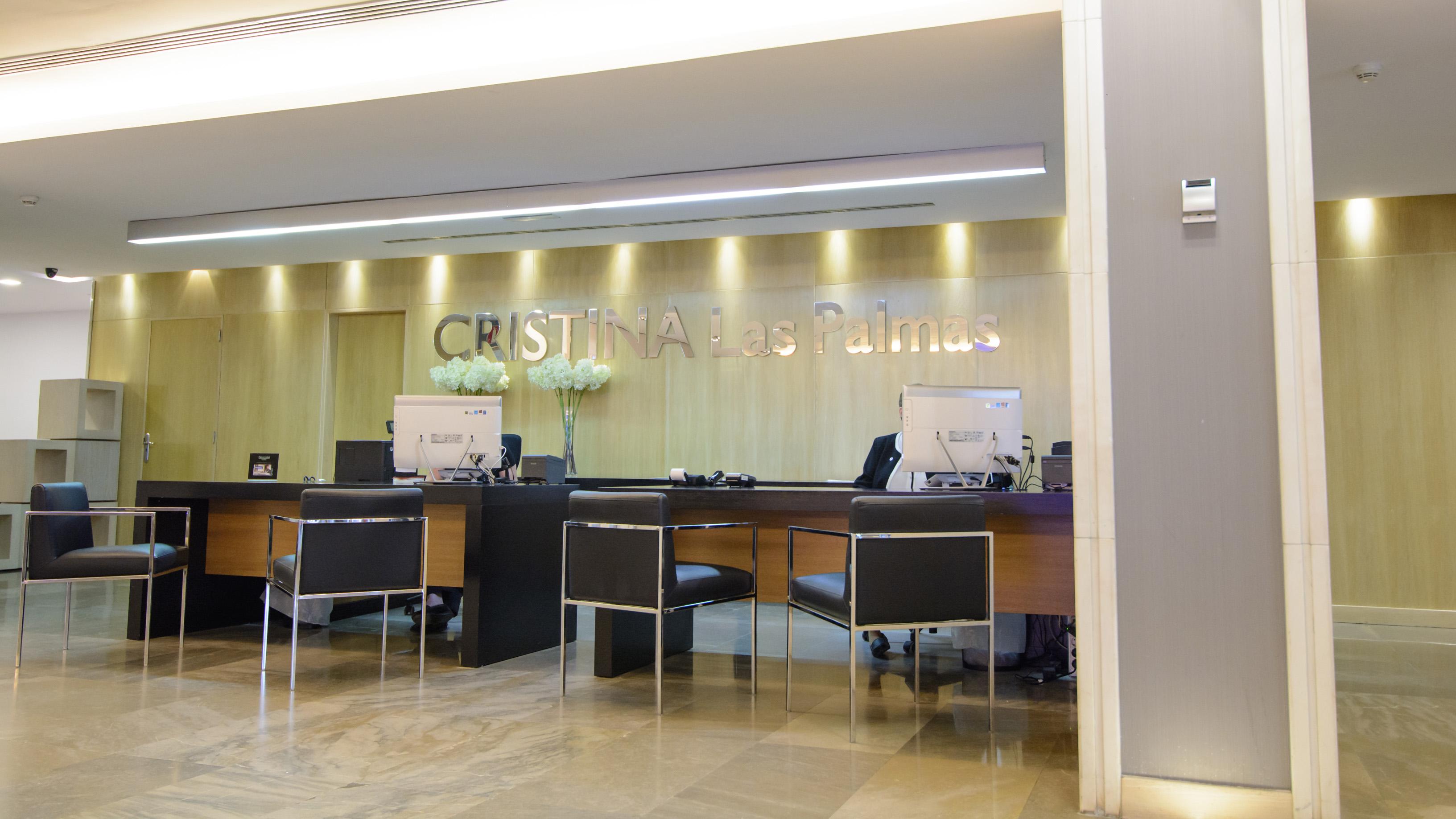 Hotel Sercotel Cristina Las Palmas Hotel En Las Palmas De Gran  ~ Reformas El Corte Ingles Opiniones
