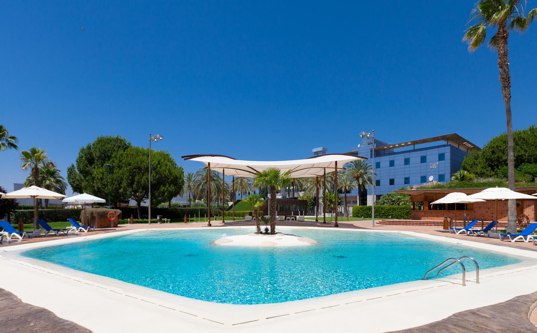 Hotel jardines de amaltea hotel en lorca viajes el for Hotel jardines de uleta vitoria