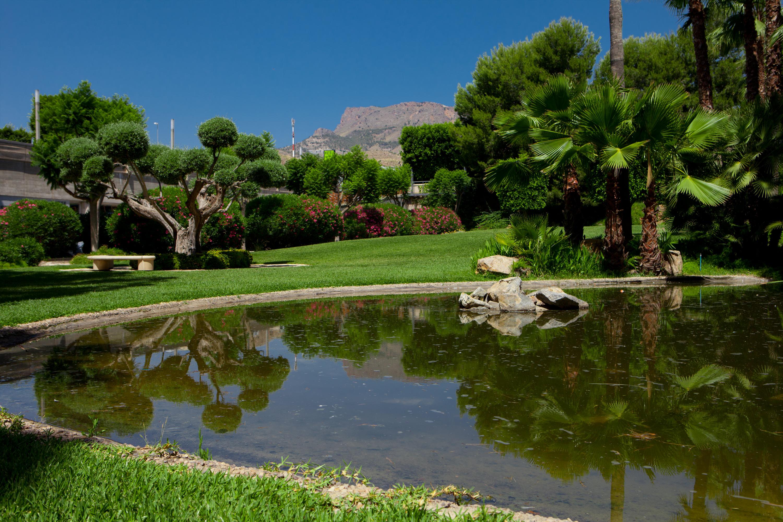 Hotel jardines de amaltea hotel en lorca viajes el corte ingl s - Los jardines de lorca ...