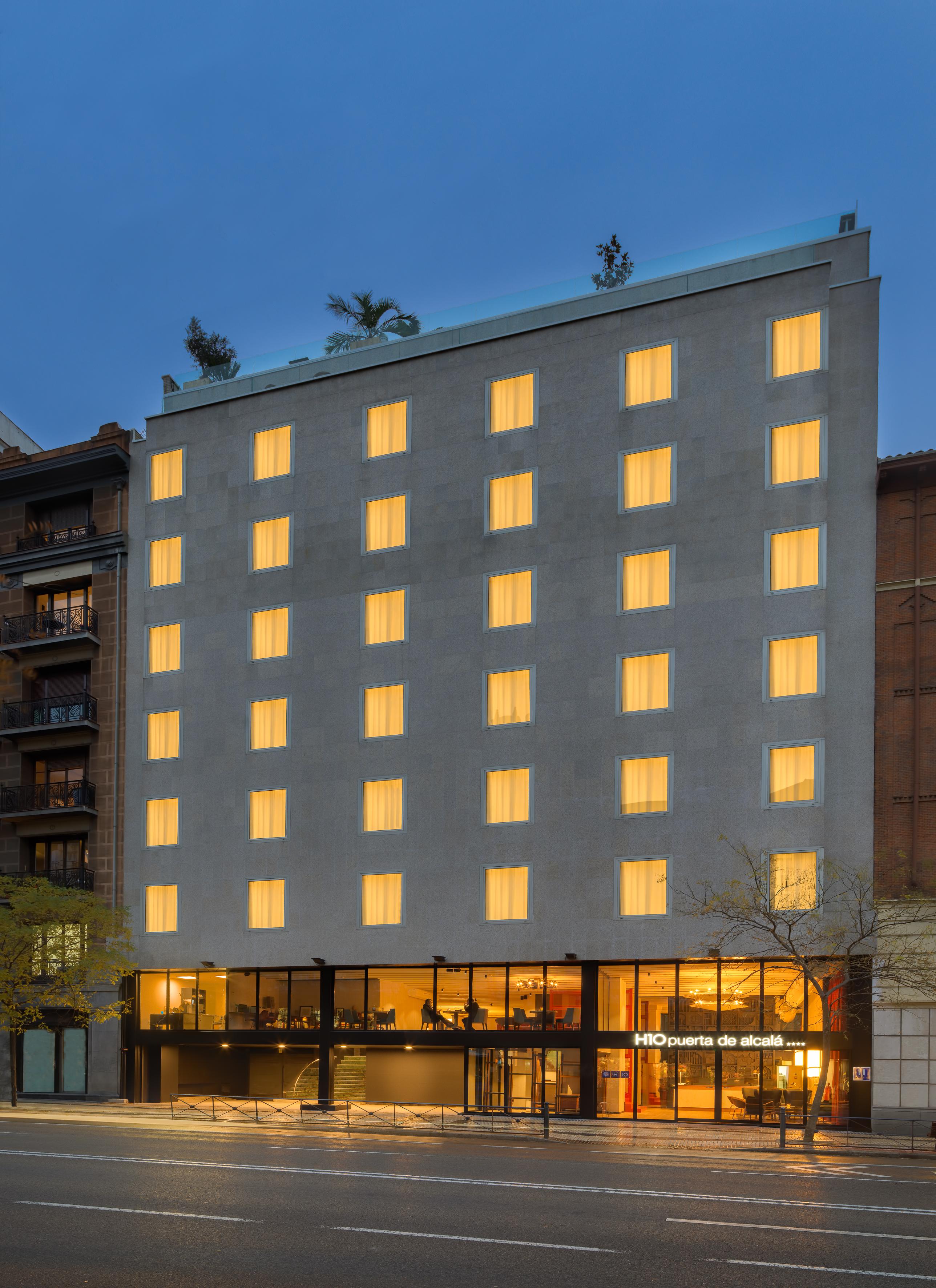 H10 puerta de alcal hotel en madrid viajes el corte ingl s for Calle alberca 9 boadilla del monte