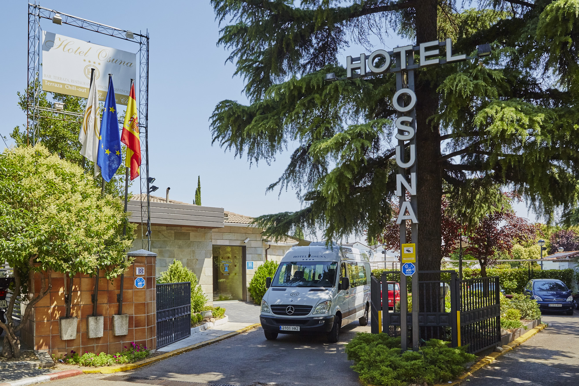 hotel osuna feria madrid hotel en madrid viajes el