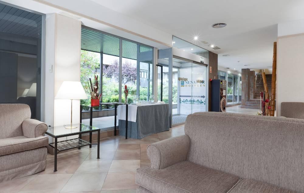 Senator Castellana Hotel, hotel en Madrid