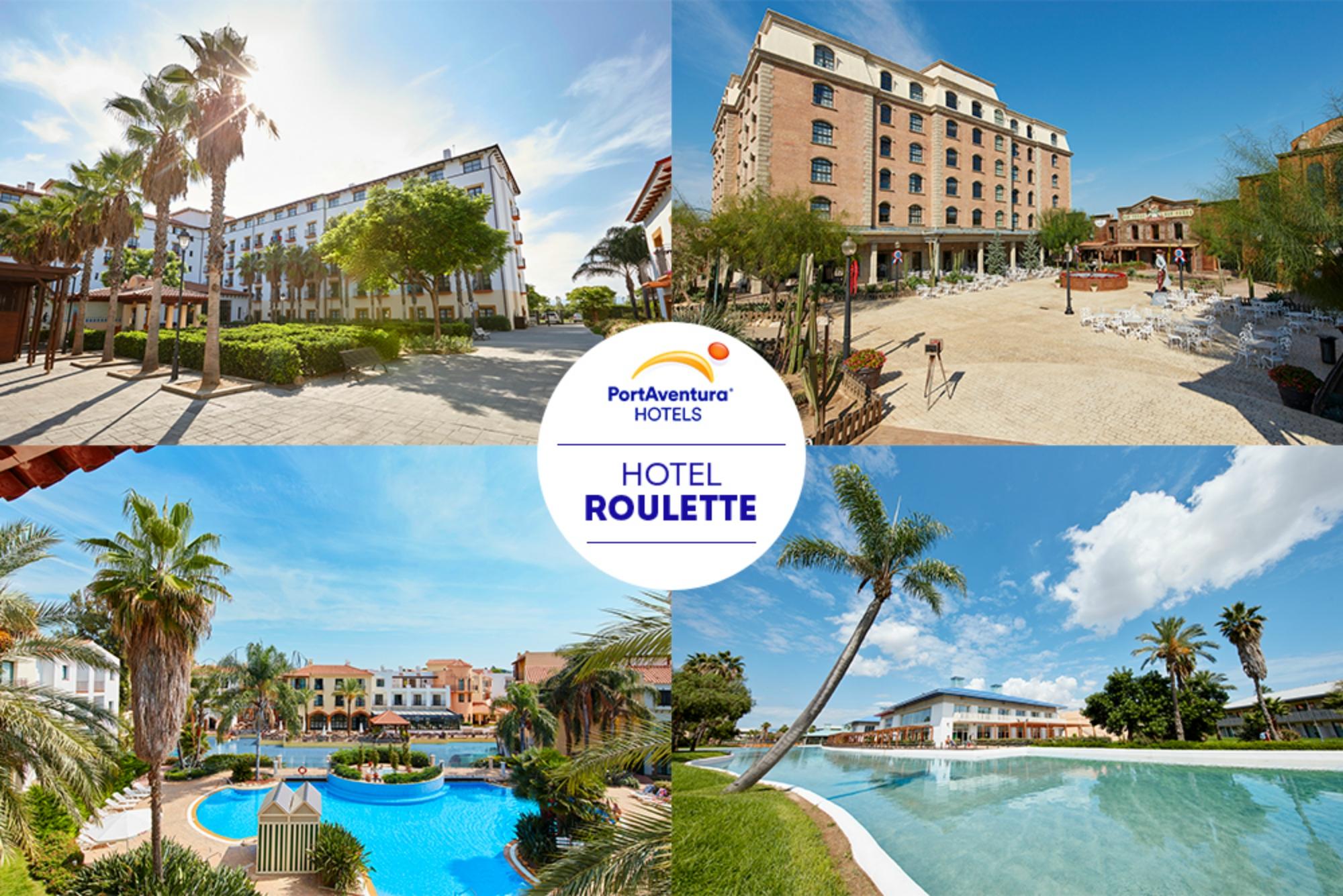 Ruleta portaventura resort hotel en salou viajes el - Hotel roulette port aventura ...