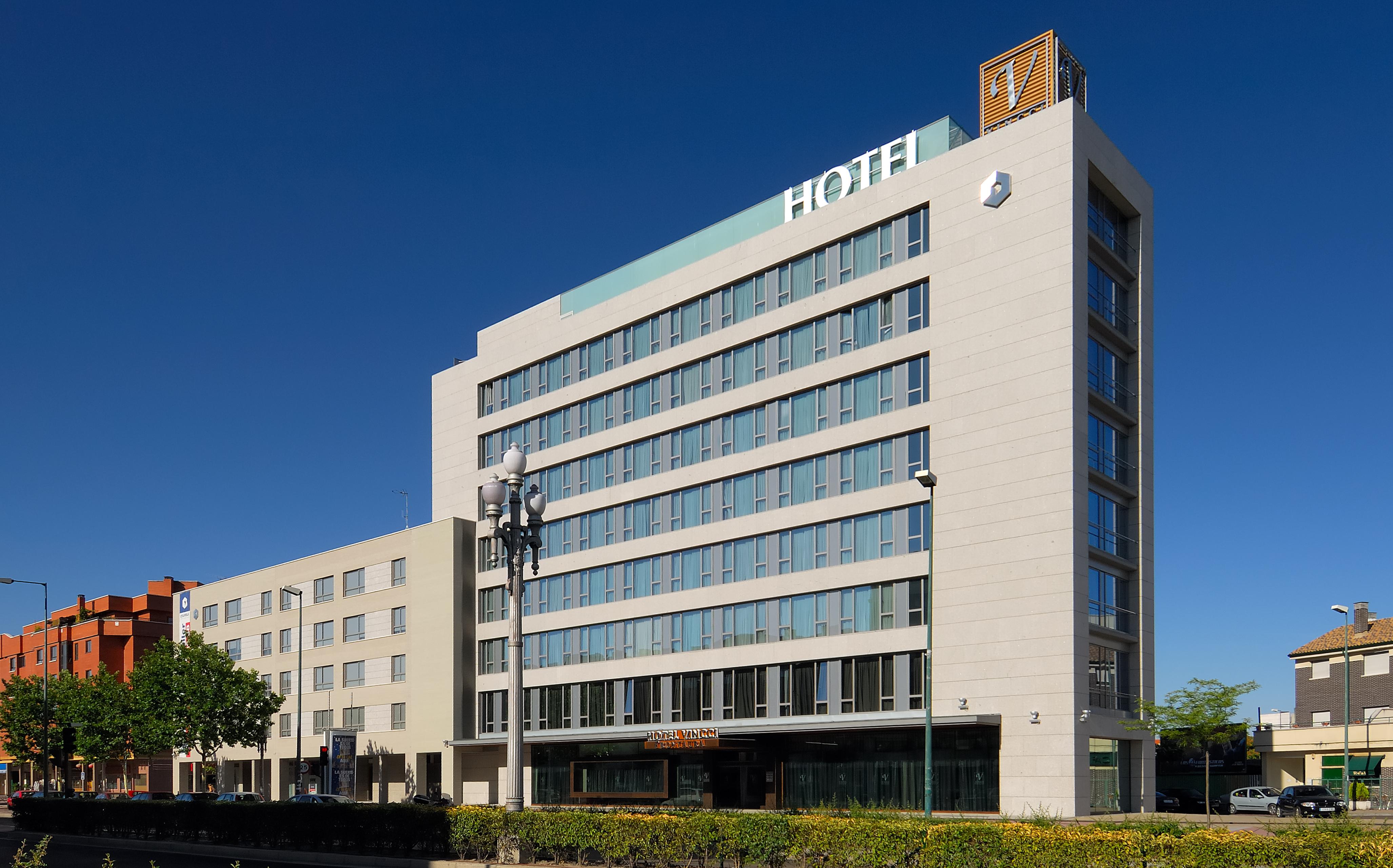 Vincci frontaura hotel en valladolid viajes el corte ingl s - Hoteles de diseno en espana ...