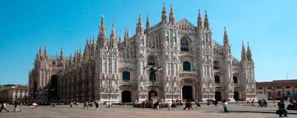 Ofertas de hoteles en italia viajes el corte ingles for Hoteles diseno milan