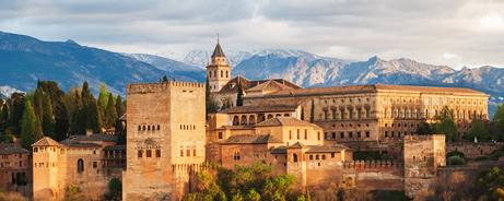 Ofertas Tren Barcelona Granada Billetes Ave Y Renfe Viajes El Corte Ingles