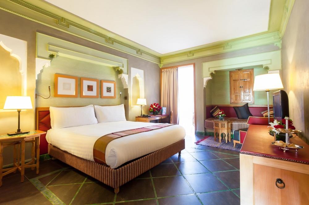 les jardins de l 39 agdal hotel spa hotel en marrakech viajes el corte ingl s. Black Bedroom Furniture Sets. Home Design Ideas