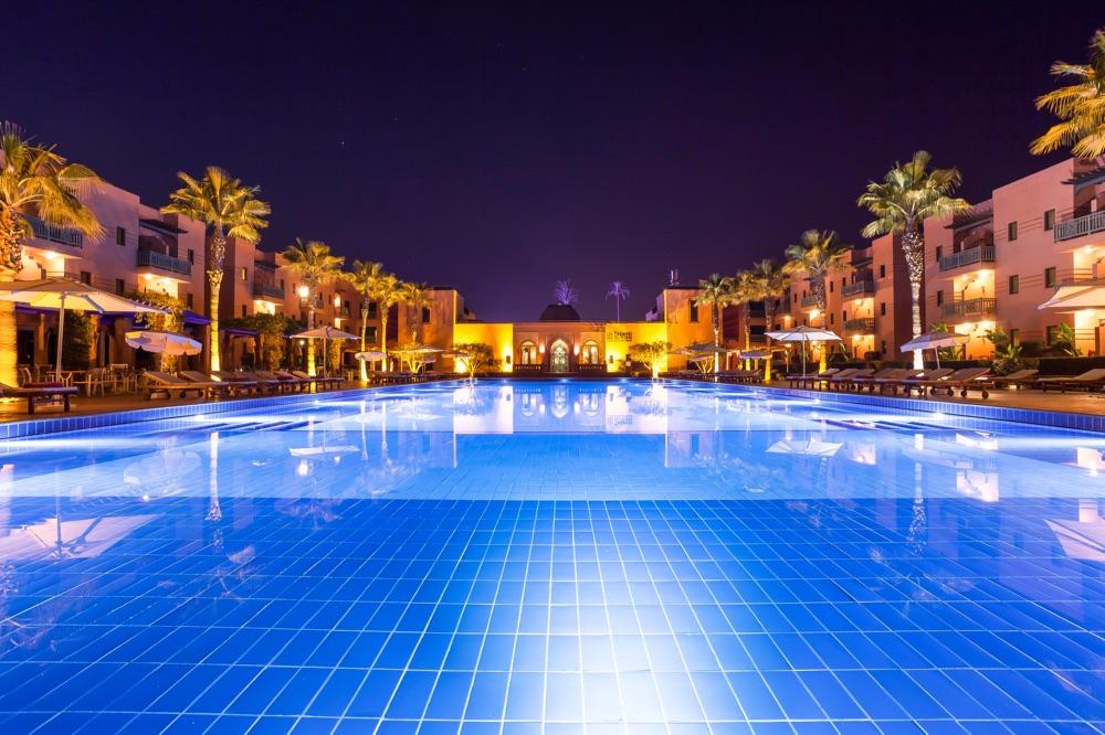 Les jardins de l 39 agdal hotel spa hotel en marrakech - Hotel les jardins de l agdal marrakech ...