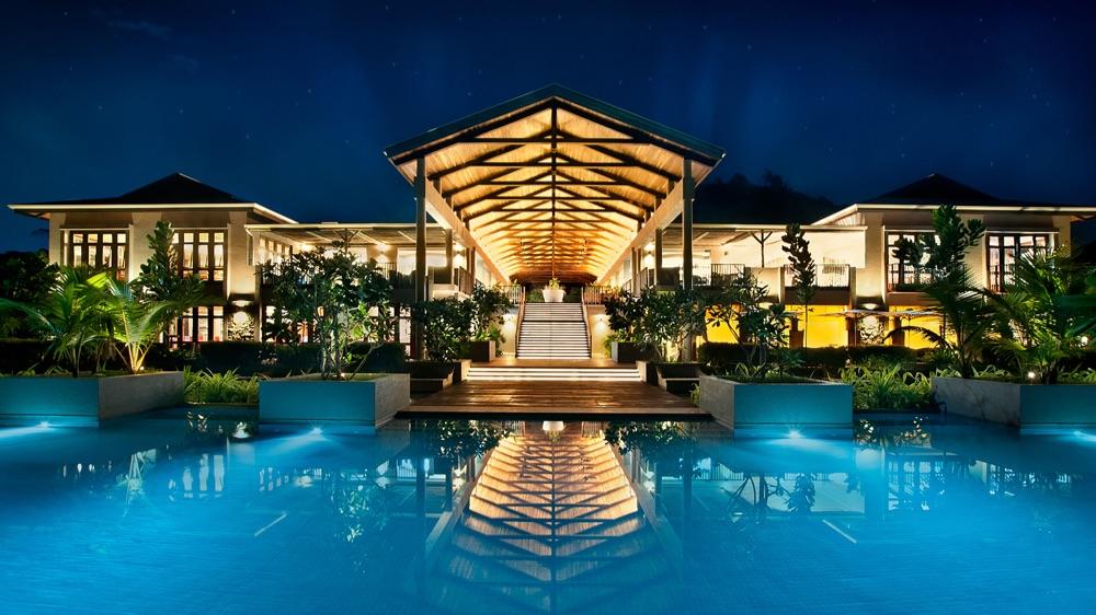 Kempinski Seychelles Resort Hotel En Isla Mahe Viajes El