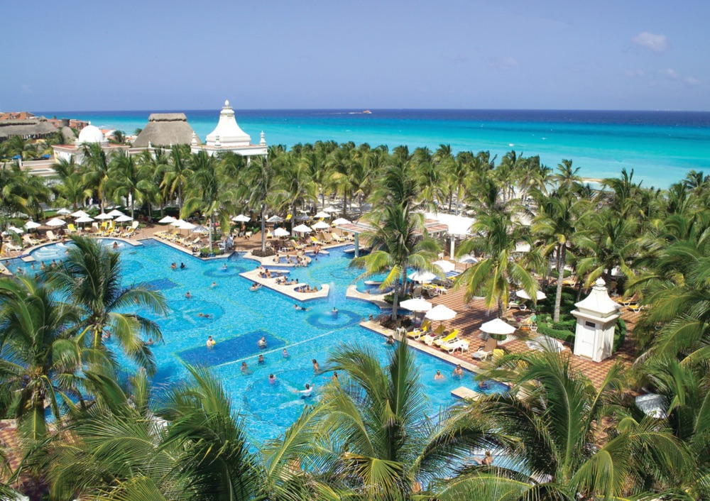 promoción especial costo moderado gran ajuste RIU Palace Riviera Maya, hotel en Playa del Carmen - Viajes ...