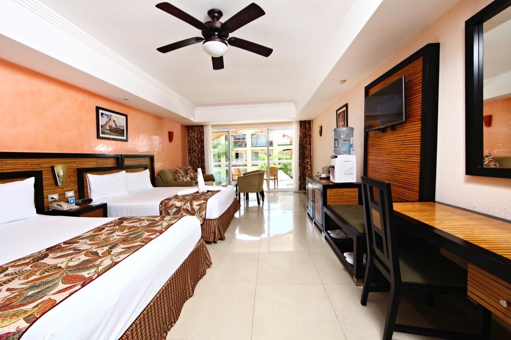 Sandos Playacar Beach Resort Spa All Inclusive Hotel En Playa Del Carmen Viajes El Corte Ingl S