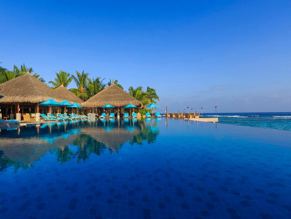 Hoteles anantara en maldivas viajes el corte ingl s for Hoteles en el agua maldivas