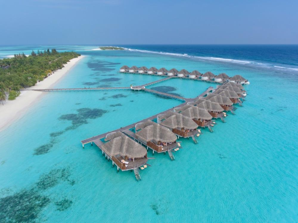 Hoteles con todo incluido en islas maldivas maldivas for Hoteles en el agua maldivas