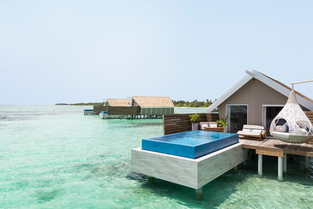 Hoteles playa en islas maldivas maldivas viajes el corte for El mejor hotel de islas maldivas