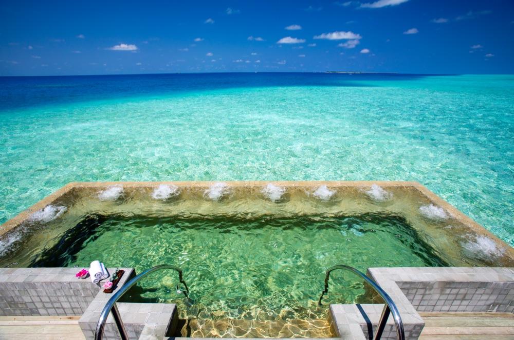 Velassaru maldives hotel en velassaru viajes el corte for El mejor hotel de maldivas