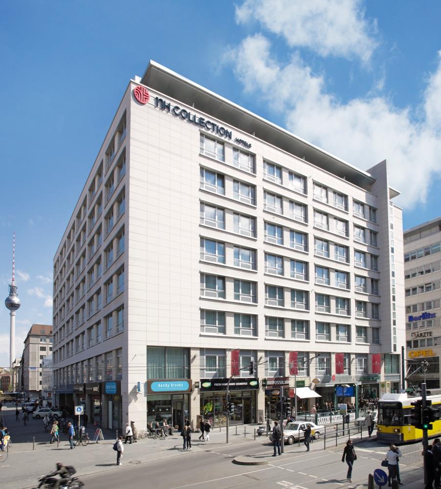 nh collection berlin mitte friedrichstrasse hotel en