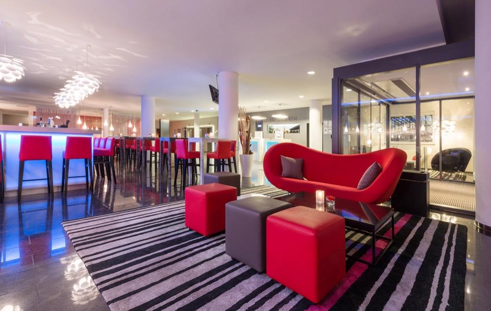 Tryp berlin mitte hotel hotel en berl n viajes el corte for Hotel design genes