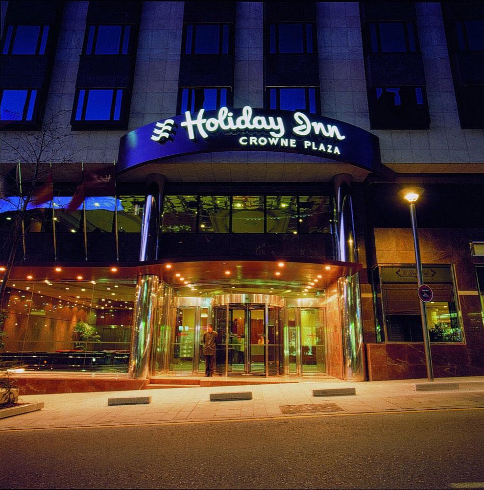 Holiday Inn Andorra Hotel En Andorra La Vella Viajes El Corte  ~ Espejos De Aumento El Corte Ingles