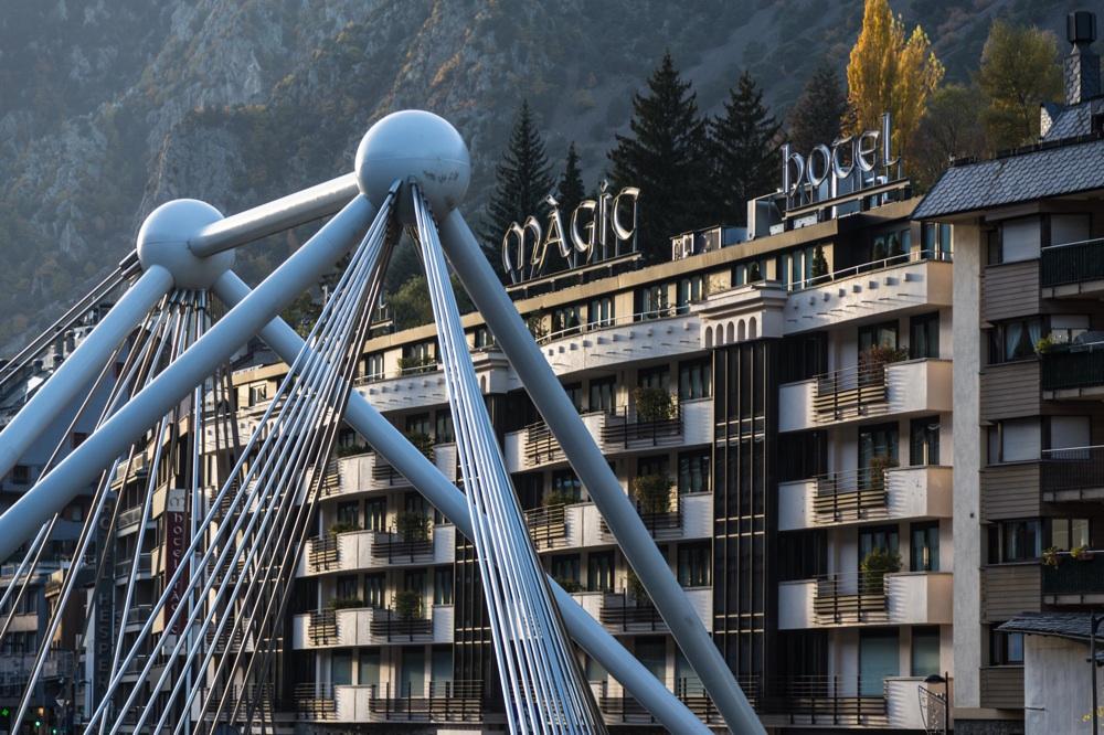 Hotel magic andorra hotel en andorra la vella viajes el for El tenedor andorra