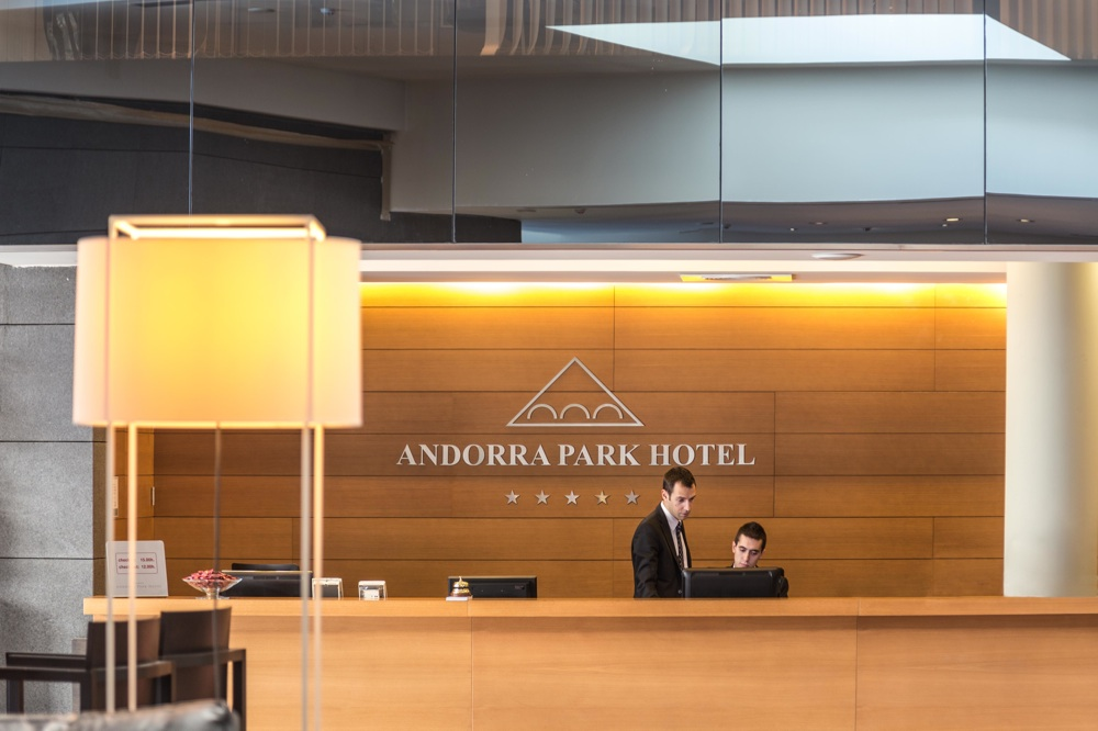 Andorra park hotel hotel en andorra la vella viajes el for Hotel design genes