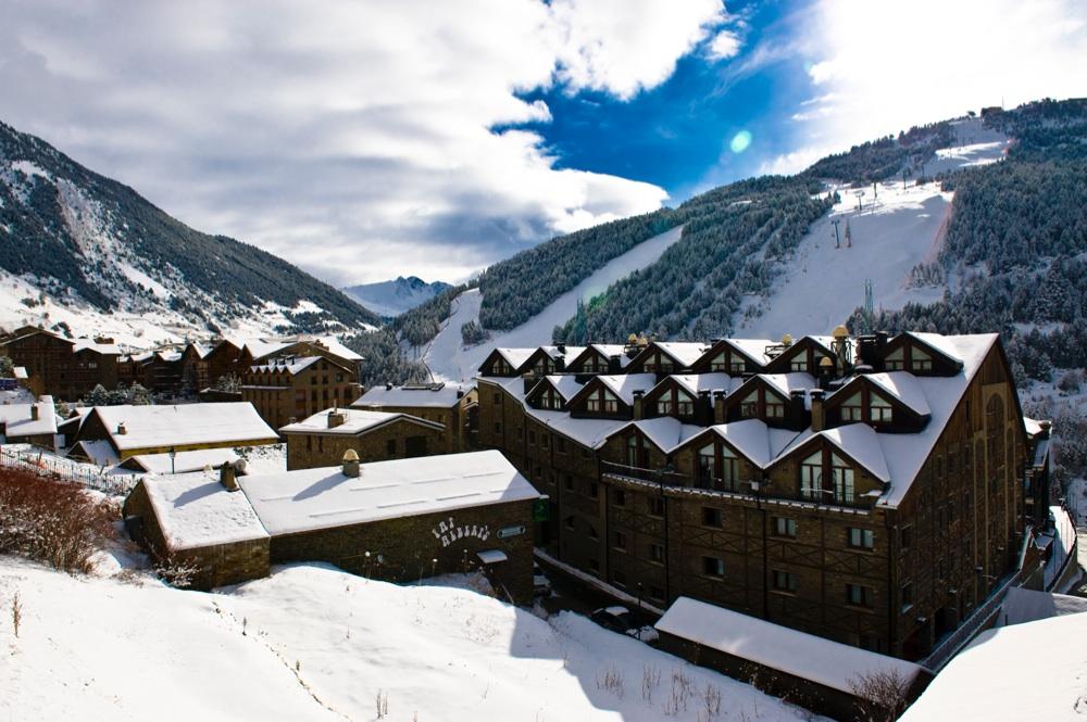 Hotel himalaia soldeu hotel en soldeu viajes el corte for El tenedor andorra