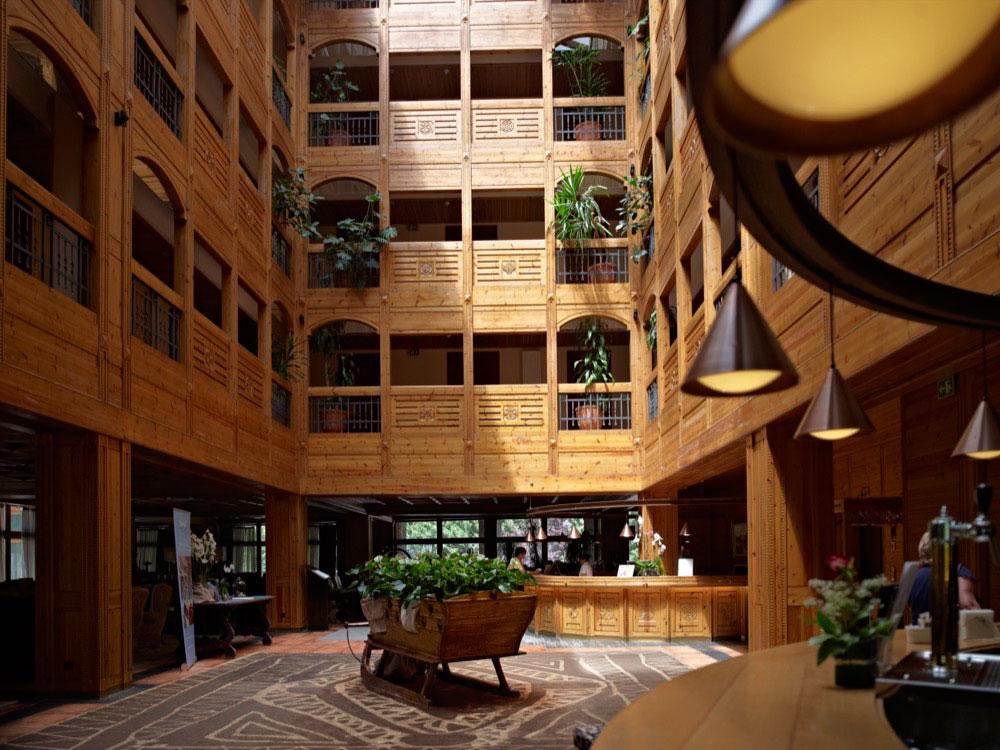 Sport hotel hermitage spa hotel en soldeu viajes el - Sport hotel hermitage soldeu ...