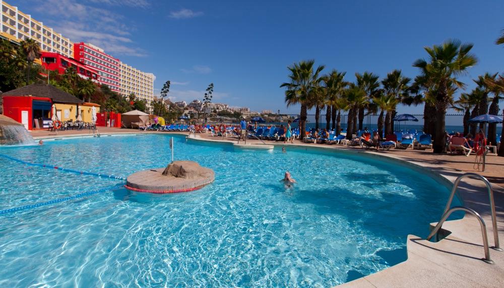 Playabonita hotel hotel en benalm dena viajes el corte for K sol piscinas