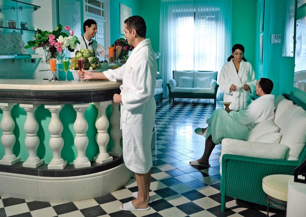 Villa padierna thermas carratraca hotel en carratraca - Banos de carratraca ...