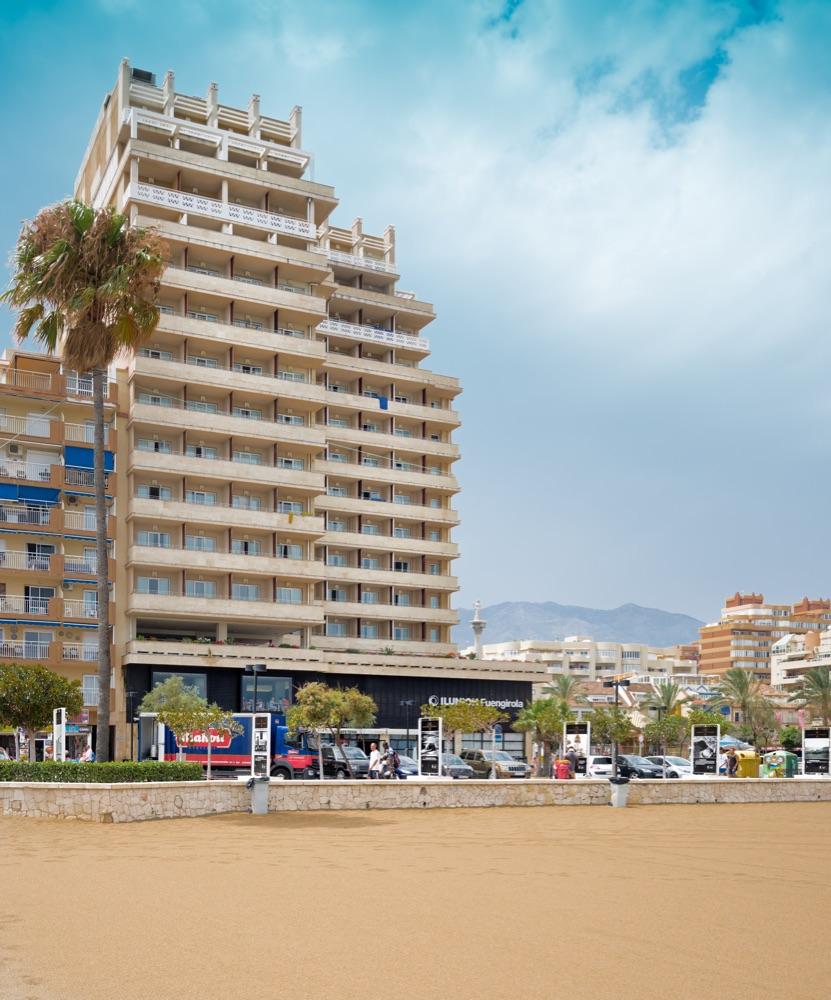 Ofertas de hoteles en fuengirola espa a viajes el corte for El corte ingles madrid sol