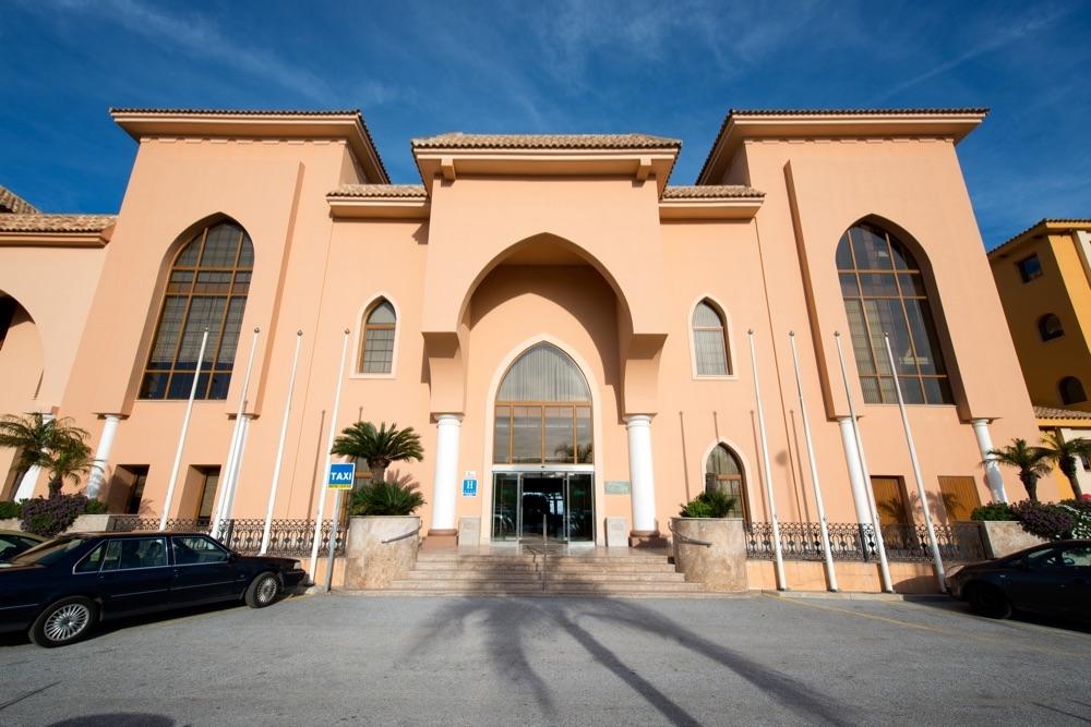Hotel ipv palace spa hotel en fuengirola viajes el for Hotels genes