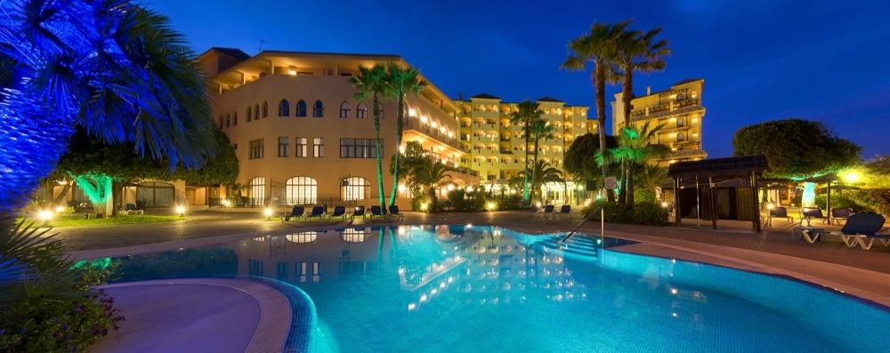 Hotel ipv palace spa hotel en fuengirola viajes el corte ingl s - Spas en malaga ...