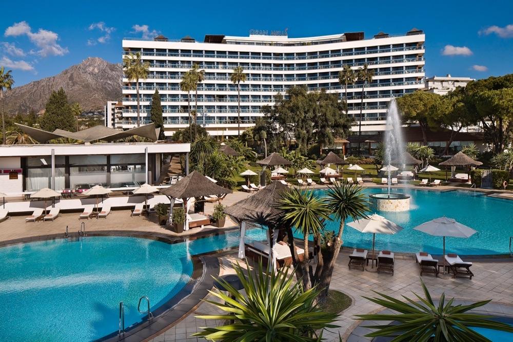 Hoteles 5 estrellas en puerto ban s espa a viajes el for Hoteles recomendados en madrid