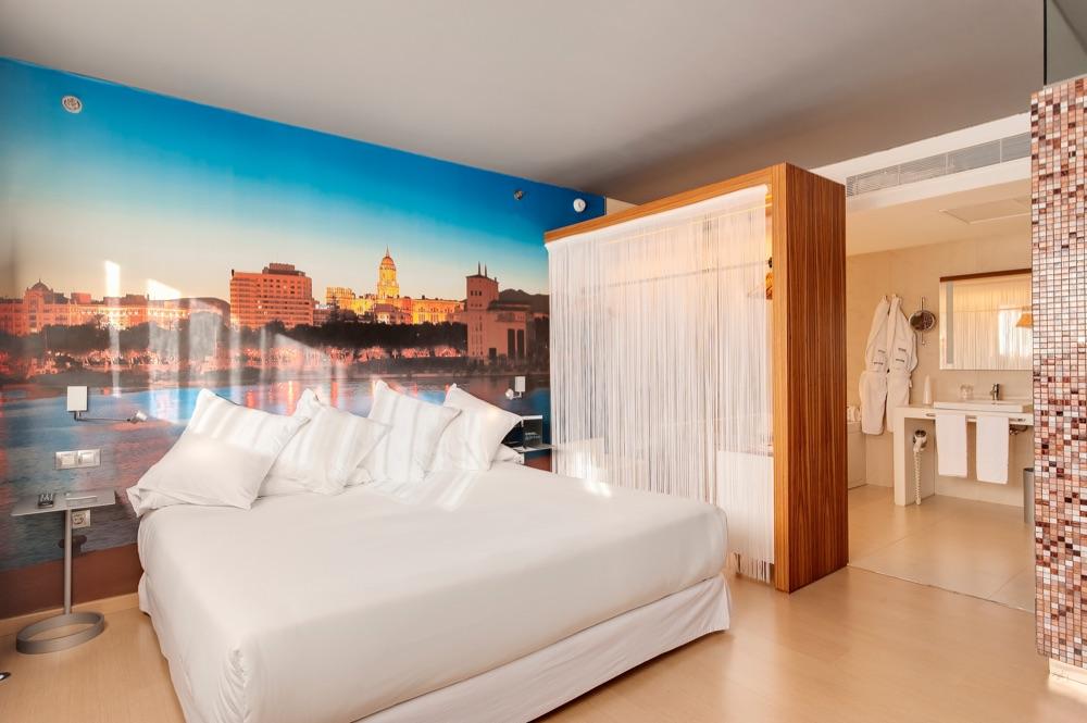 Barcel m laga hotel en m laga viajes el corte ingl s for El corte ingles madrid sol