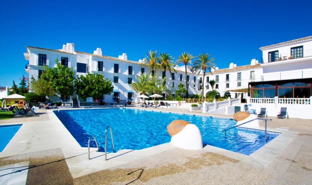 Hotel ilunion hacienda del sol hotel en mijas viajes el - El corte ingles puerta del sol ...