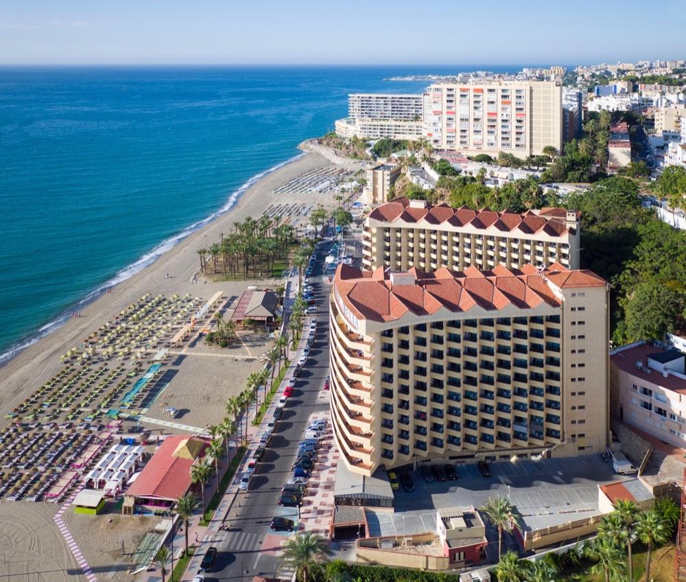 Meli costa del sol hotel en torremolinos viajes el for El corte ingles madrid sol