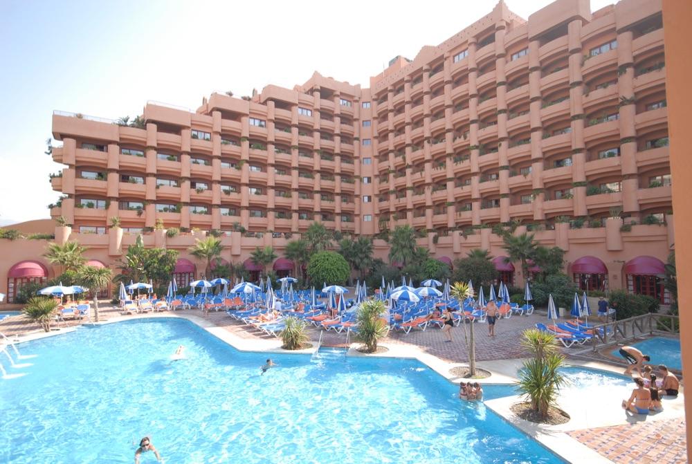 hoteles playa senator en espa a viajes el corte ingl s On hoteles vanguardistas en españa