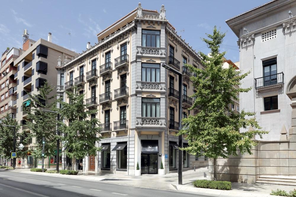 Hoteles 5 estrellas en granada provincia espa a viajes - Hoteles cinco estrellas en madrid ...