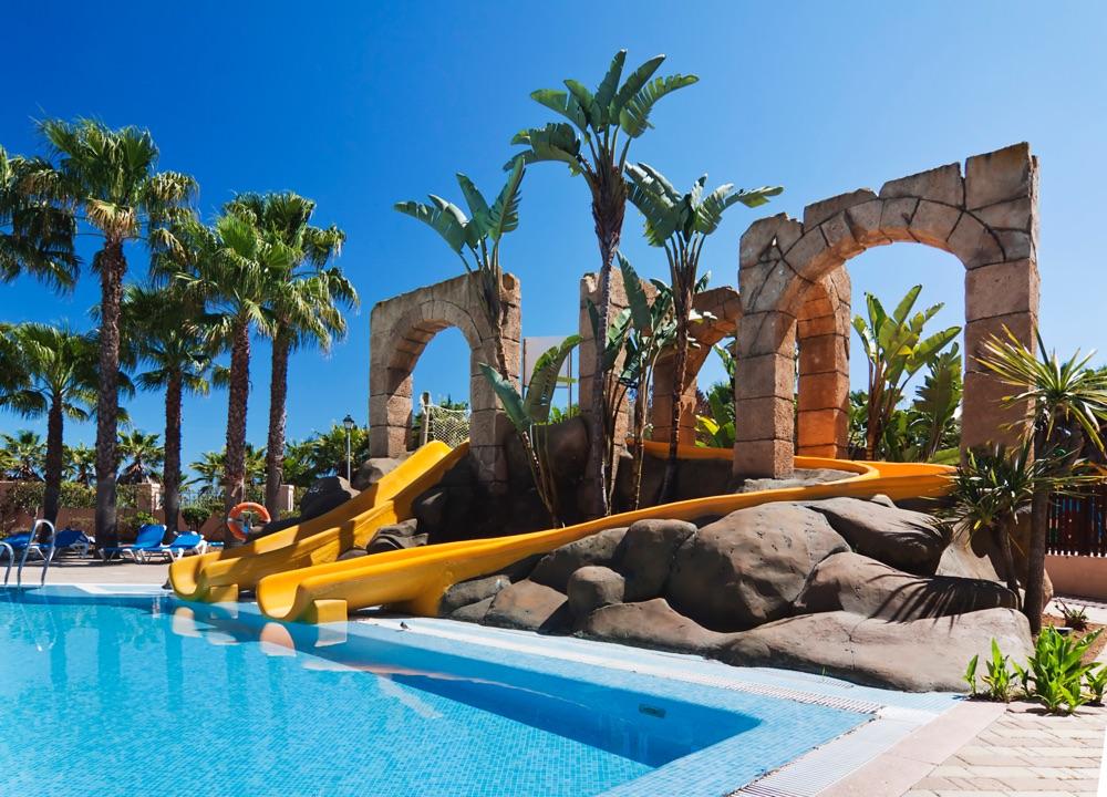 Playacanela hotel hotel en isla canela viajes el corte - Hoteles modernos espana ...