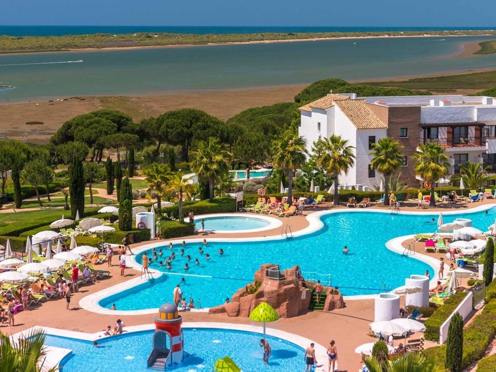 Hotel fuerte el rompido hotel en el rompido viajes el for Hoteles en huelva capital con piscina