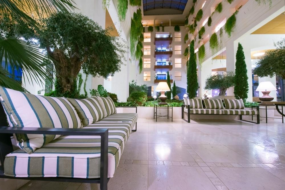Puerto antilla grand hotel hotel en islantilla viajes el corte ingl s - Puerto antilla grand hotel ...