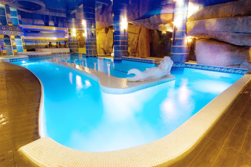 Hotel sierra de cazorla spa 3 hotel en la iruela for Oceanografic telefono
