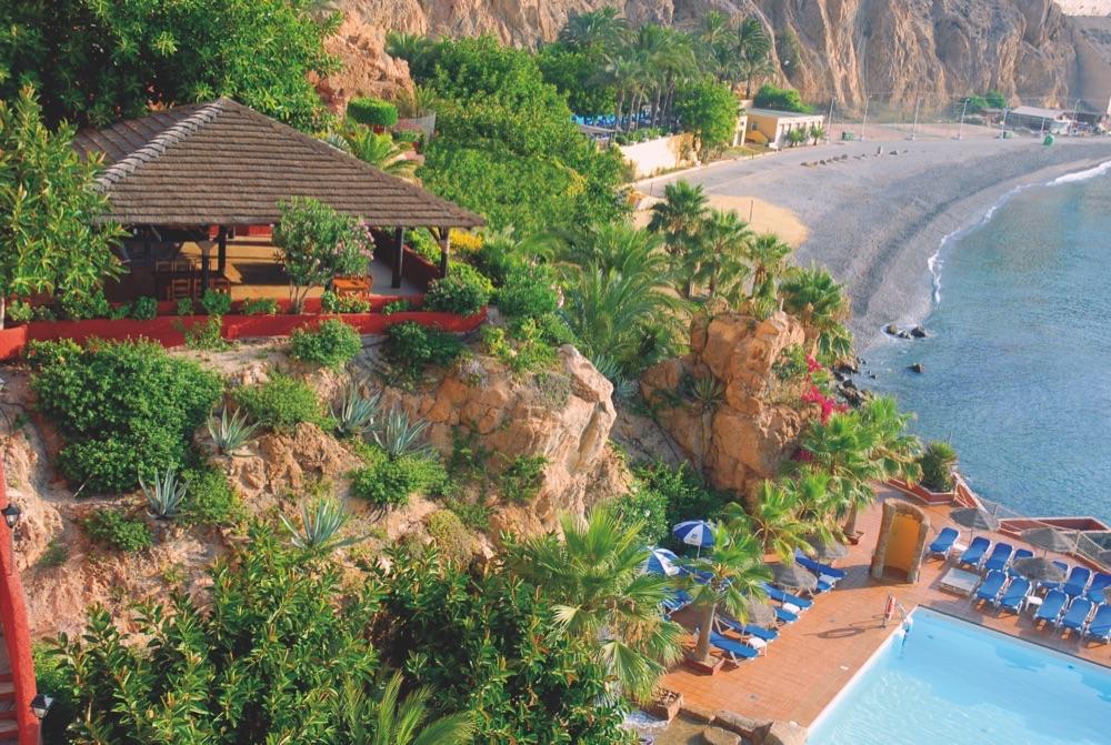 Diverhotel aguadulce hotel en aguadulce viajes el corte for Piscinas el corte ingles 2017