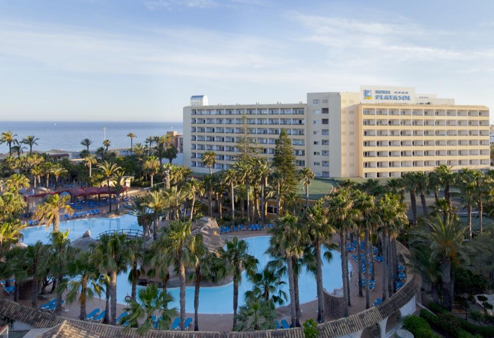 Hoteles con spa en costa de almer a espa a viajes el for Hoteles recomendados en madrid