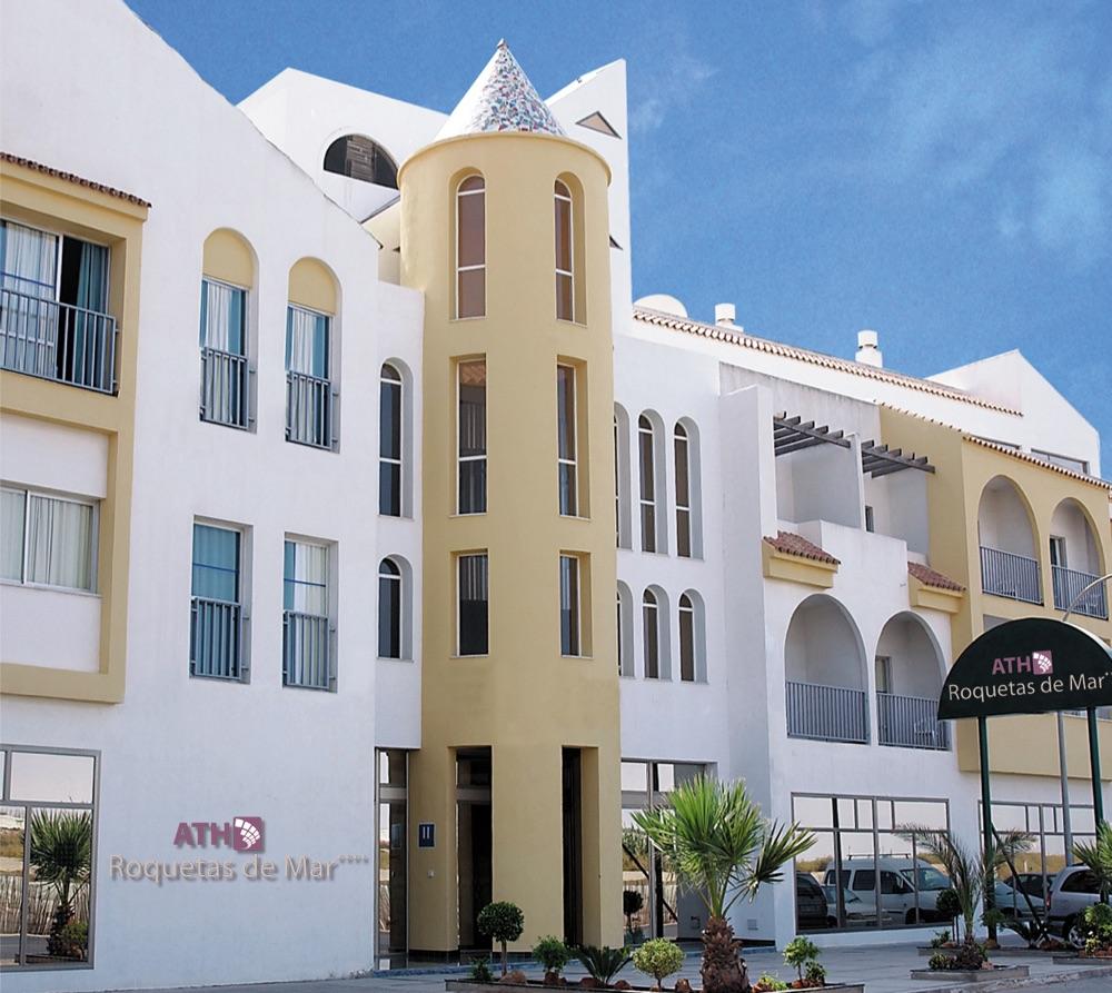 Hoteles familiar en almer a provincia espa a viajes el for Gimnasio 360 roquetas de mar